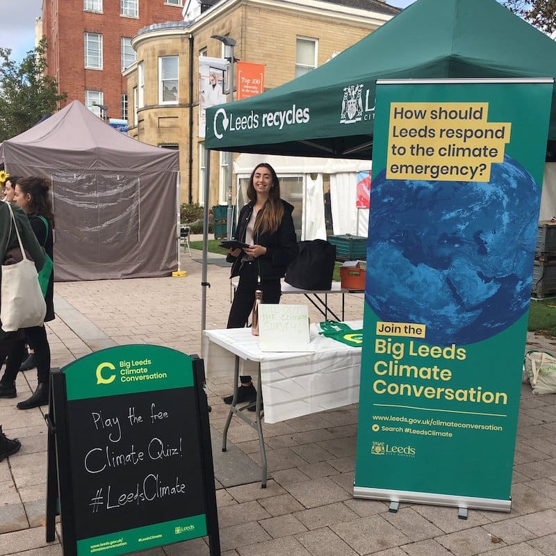 How should Leeds respond to the climate emergency? - Big Leeds Climate Conversation